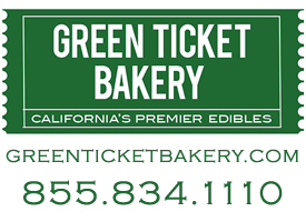 Green Ticket Bakery Edibles - California