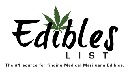 The Edibles List | Medical Marijuana Edibles Finder