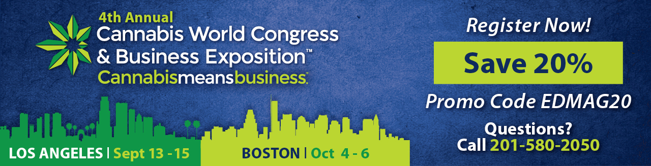 Cannabis World Congress Business Expo