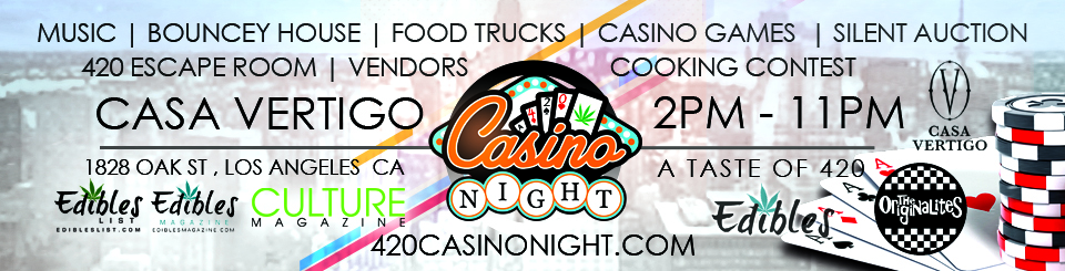 420 Casino Night