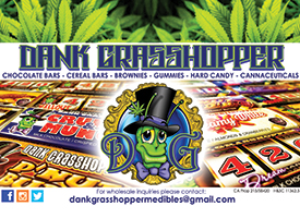 Dank Grasshopper - California