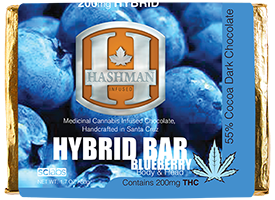Hashman Infused - California