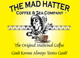 Mad Hatter Coffee and Tea - Colorado
