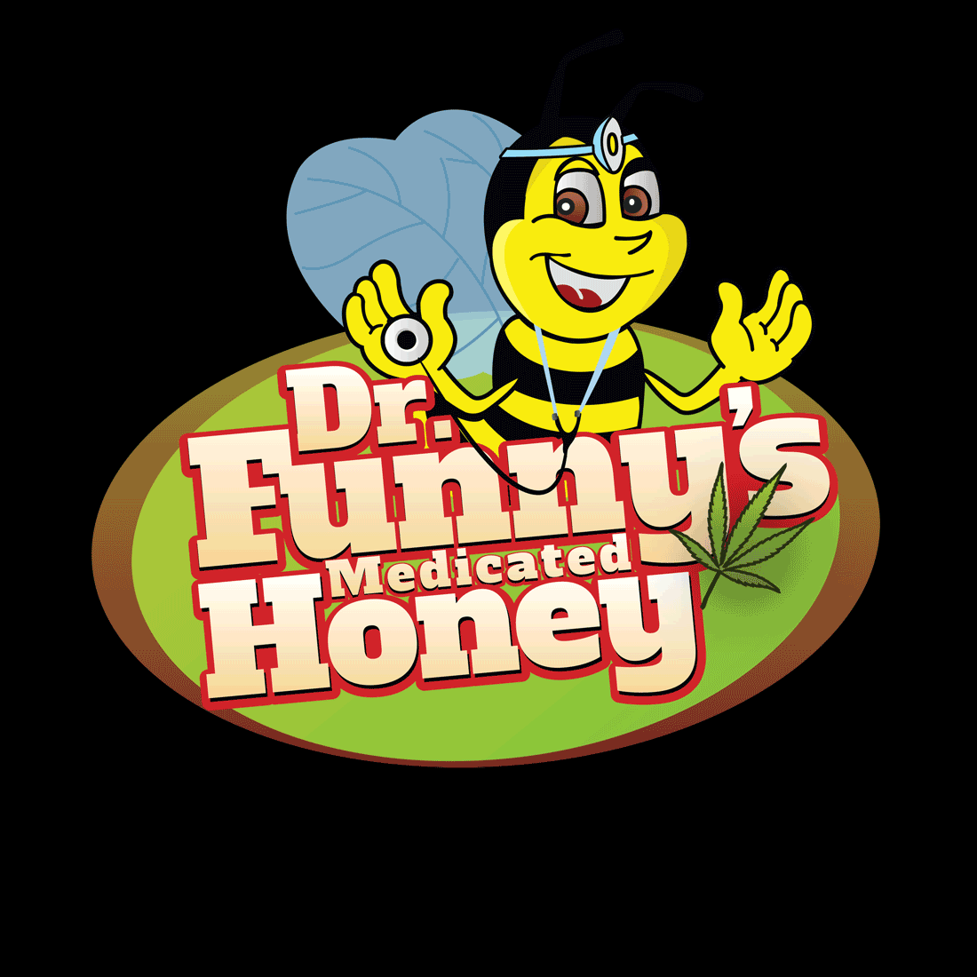 Dr. Funny's medicated honey