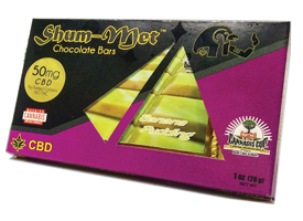 Shummet CBD Bars - Colorado
