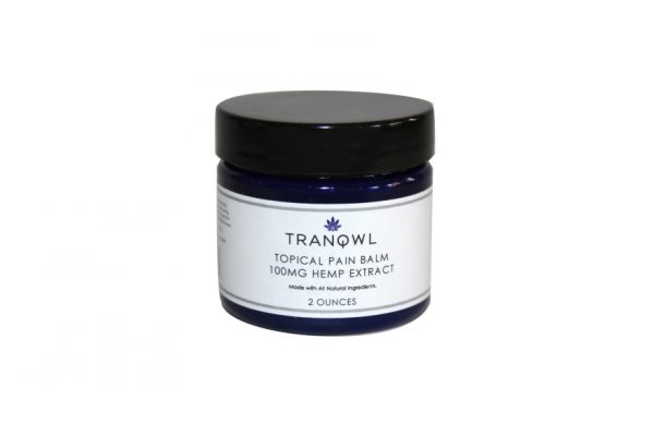 Tranqwl 2oz CBD Topical